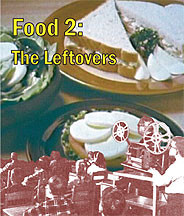 Food 2: The Leftovers DVD