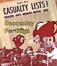 Doomsday for Bugs DVD