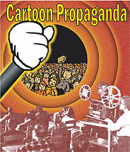 Cartoon Propaganda DVD