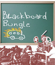 Blackboard Bungle DVD