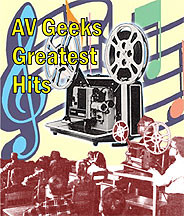 AV Geeks Greatest Hits DVD