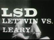 Leery About Leary DVD - Retro Films Featuring LSD's Self-proclaimed Guru