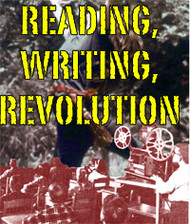 Reading, Writing, Revolution DVD
