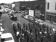 New Bern, NC Parade (1960s circa) on DVD