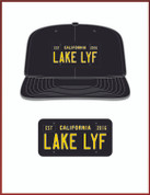 Lake Lyf License Snapback