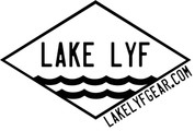 Lake Lyf Gear Brand Logo Sticker