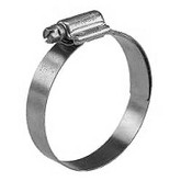 """45 - 67mm Norma """"Hi-Torque"""" Heavy Duty W4 All Stainless Steel Clamp - Worm Drive"""