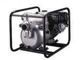 "KTH80X 3"" Heavy Duty Trash Pump with Honda 8.0 hP GX240 Engine & Koshin (Japan) Pump End"