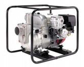 "KTH100X 4"" Heavy Duty Trash Pump with Honda 11 hp GX340 Engine & Koshin (Japan) Pump End"