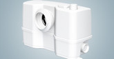 Grundfos Sololift2 WC-3 Domestic Lifting Station for single toilet, shower, bidet and basin