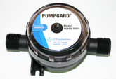 "Suction Filter with 1/2"" Male threaded inlet and outlet and stainless steel screen (J21-111)"