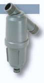 """1 1/2"""" Amiad Tagline filter with 130 micron stainless steel screen."""