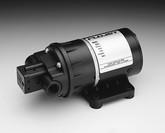 "D3732-E5011 Flojet Pressure Pump 240v AC Duplex Series ""Carpet Cleaning Machine""  (Santoprene/Santoprene) 6.0 L/Min Max"