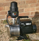 Grundfos JP5 Stainless Steel Jet  Pump with Automatic Controller