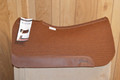 5 Star Pad full 32 by 32 cinnamon 7/8 with Wear Leathers