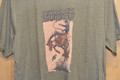 Rodeo Bucking Horse Tee Olive