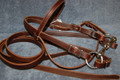 Mini Horse Custom Made Leather Bridle