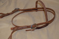 Custom Cowboy Harness Leather Western Headstall Pineapple Knots