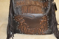 Raviani Leather Team Roper Western Purse or Tote