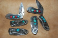 Custom Cowboy Western Pocket Knives