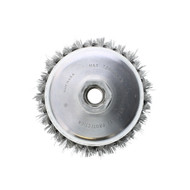 "5"" Wire Cup Brush - US-5 by Regis Manufacturing"