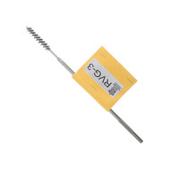"""3/8"""" Dia. Steel Power Valve Guide Brush - RVG-3 by Regis Manufacturing"""