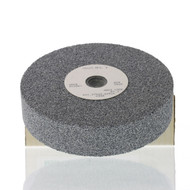 """6"""" x 1-3/8"""" x 5/8"""" - Straight Cup - 46 Grit Valve Refacer Wheel K-930"""