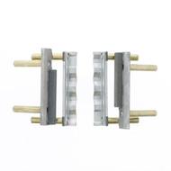 Aluminum Oxide Cylinder Hone Stone - SN-202AX