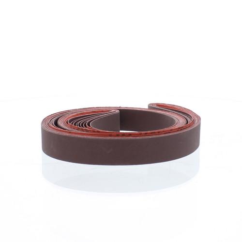 "1"" x 64"" - 180 Grit - Aluminum Oxide Belts - FI-63"