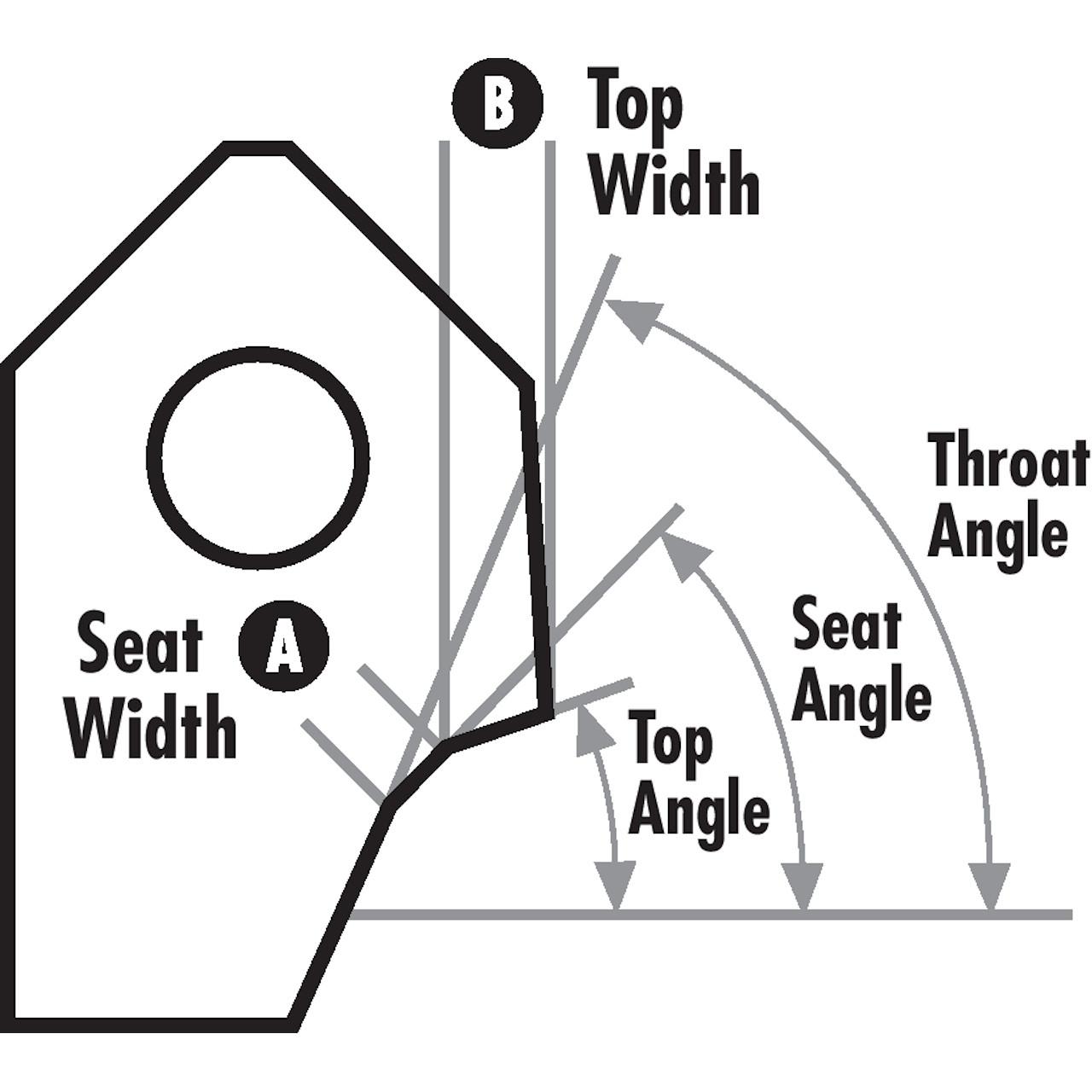 Single 30° valve seat cutting tip bit insert,SERDI ROTTLER KWIK-WAY SUNNEN