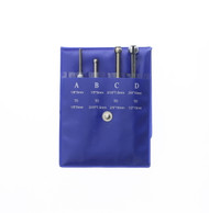 Small Hole Gauge Set - M-20
