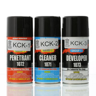 Kwik-Chek Crack Detection Spray Kit for Aluminum - KCK