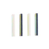 "Stone & Wiper Set, 2.05"" - 2.50"", 80-Grit - RSI-16450"