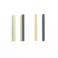 "Stone & Wiper Set, 2.05"" - 2.50"", 180-Grit - RSI-16420"
