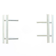 "Stone & Wiper Set, Rack Set, 2.75"" - 3.75"" - RSI-15550"