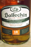 Ballechin 10 Year Old