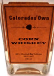 Colorados' Own Corn Whiskey