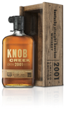 Knob Creek Bourbon Limited Edition 2001 Batch 1