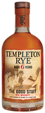 "Templeton Rye 6 Years Old ""The Good Stuff"""