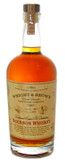 Wright and Brown Bourbon Whiskey