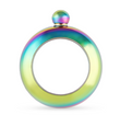 Bangle Flask in Rainbow