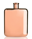Copper Polished Flask