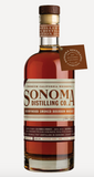 Cherrywood Smoked Bourbon Whiskey by the Sonoma Distilling Company