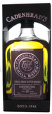 Strathclyde Single Grain 1989 by Cadenhead