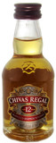 Chivas Regal 12 Year Old Miniature