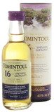 Tomintoul 16 Year Old Miniature