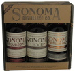 Sonoma Distilling Company Miniature Three Pack