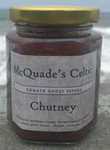McQuade's Celtic Chutney, Tomato & Ghost Pepper