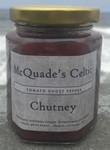 McQuade's Celtic Chutney, Tomato & Ghost Pepper