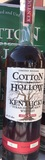 Cotton Hollow 5 Year Old, Texas Straight Bourbon Whiskey